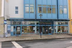 Büro- und Ärztehaus mit Läden im Stadtzentrum von Deggendorf 