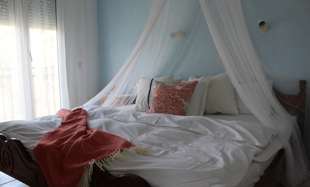 Apartement Schlafzimmer