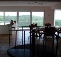 obere Wohnung ess und wohnbereich